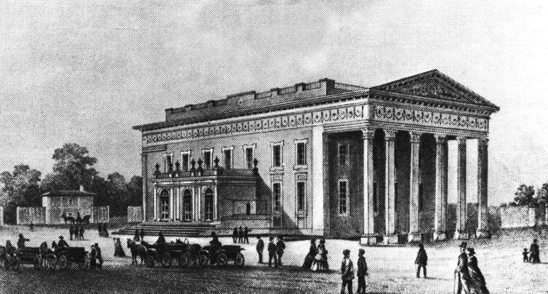 первый театр 1