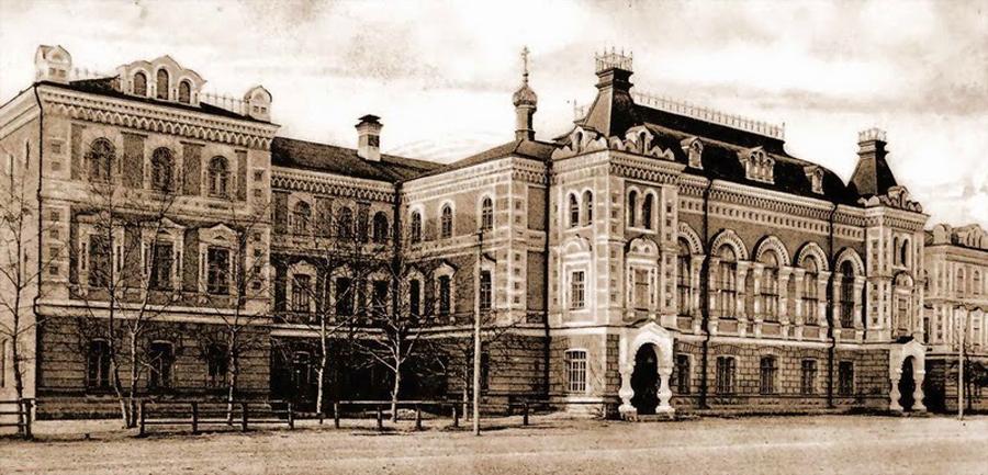 06 императорский новороссийский университет