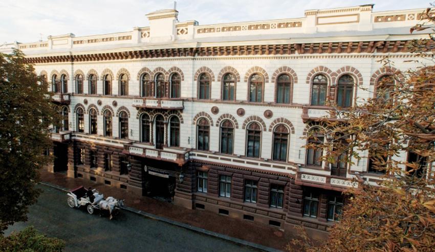 гостиница лондонская б