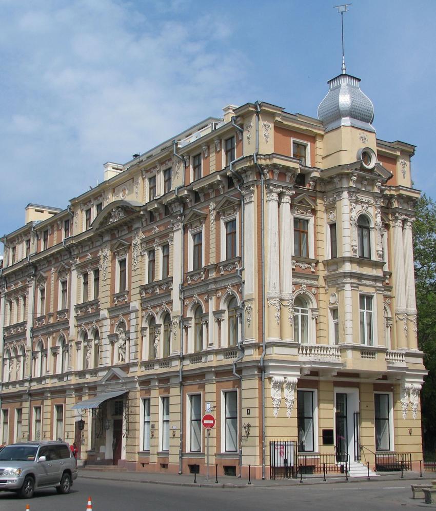 ланжероновская дом навроцкого м