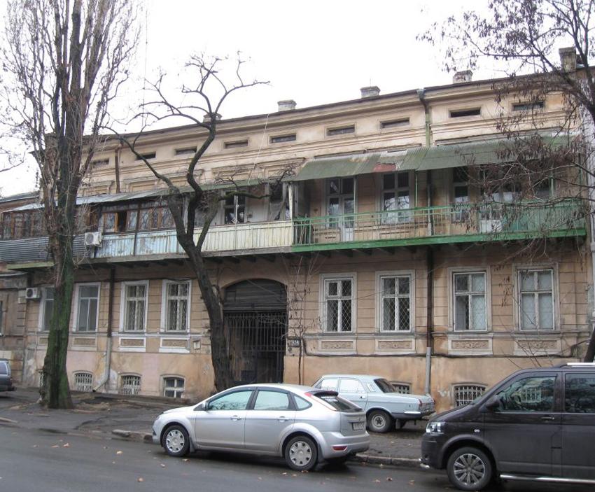 маразлиевская 24