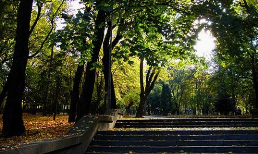 парк шевченко 10