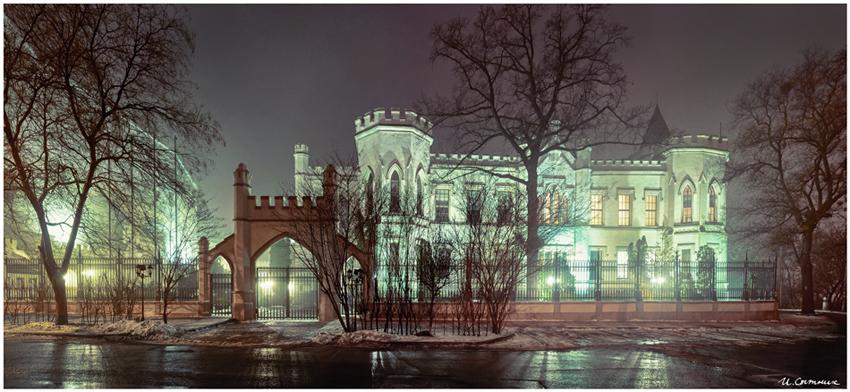 04 шахский дворец