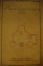 800px-Plan_de_Chateau_de_Codjabey_1784