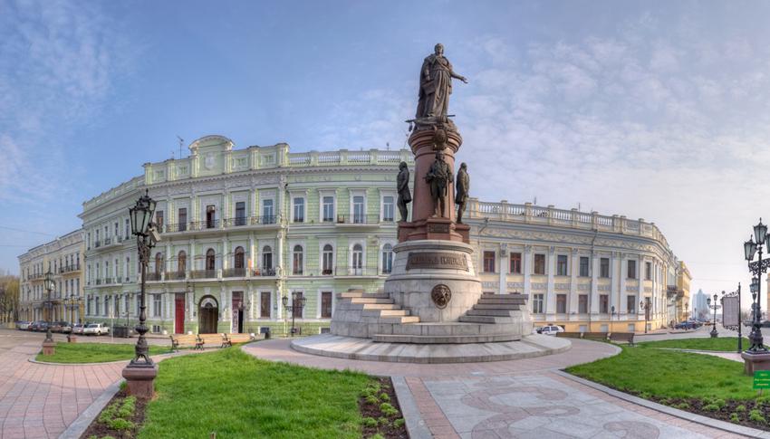 odessa_ekaterina_vtoraya_monument м